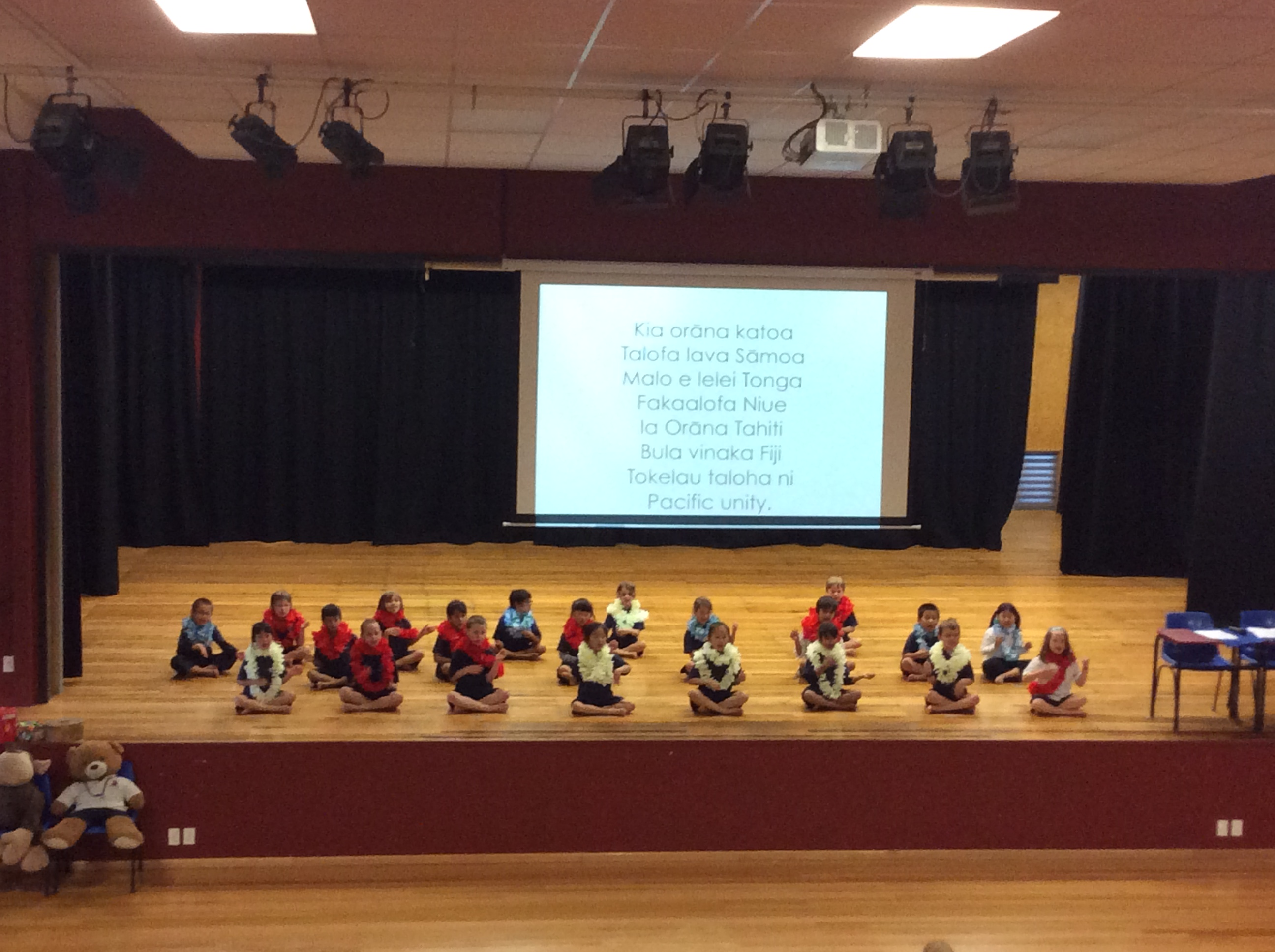 Blockhouse Bay Primary School - Assembly