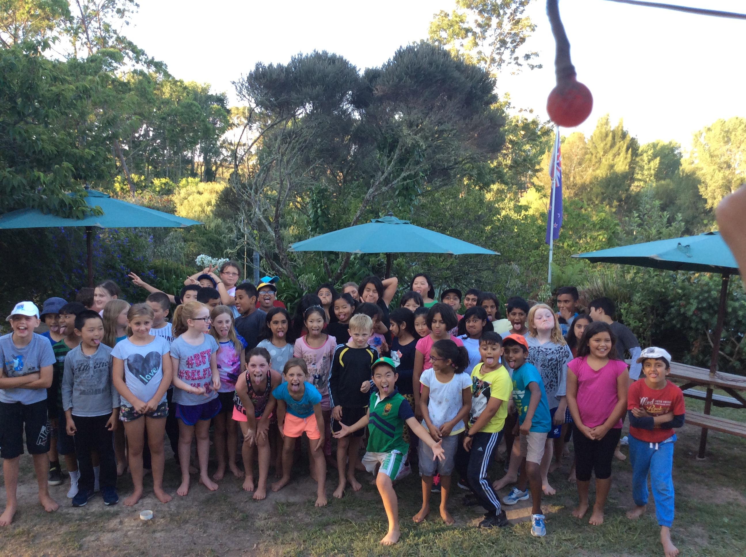 Blockhouse Bay Primary School - Term 1 2016