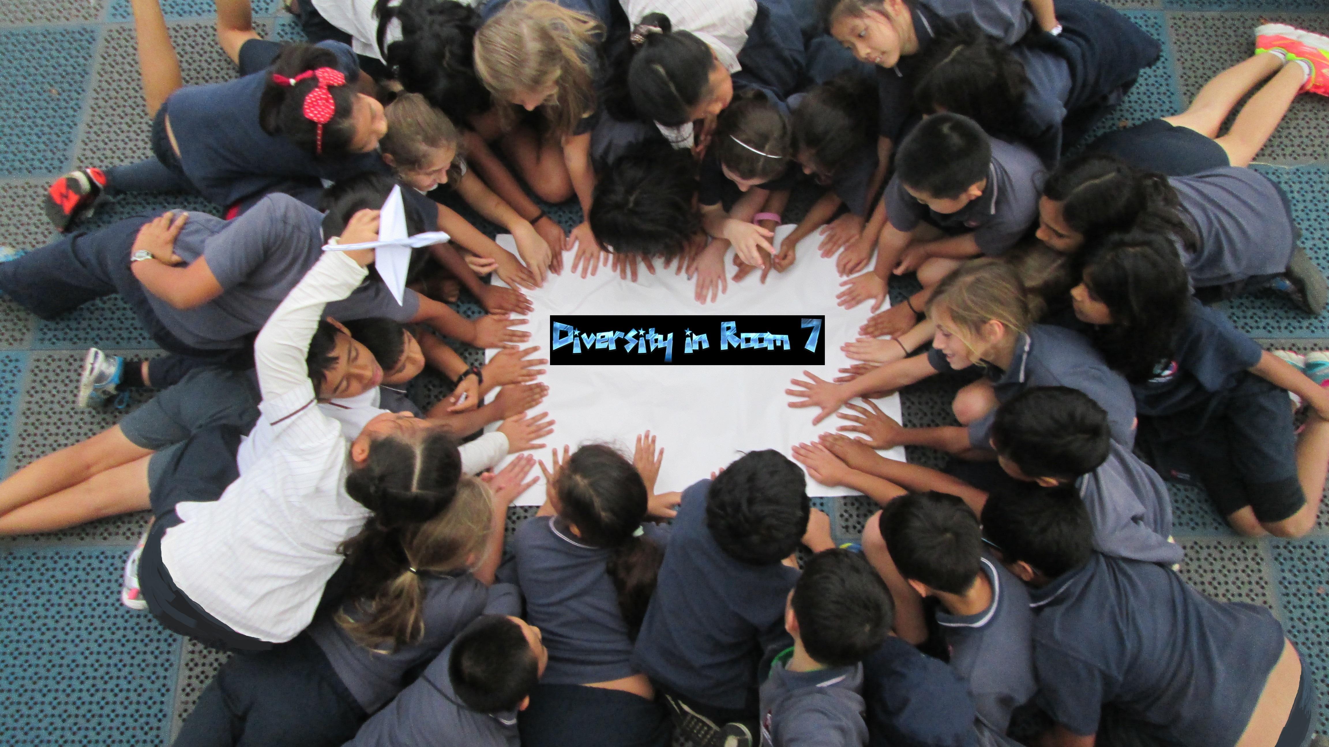 Blockhouse Bay Primary School - Diversity Term 2