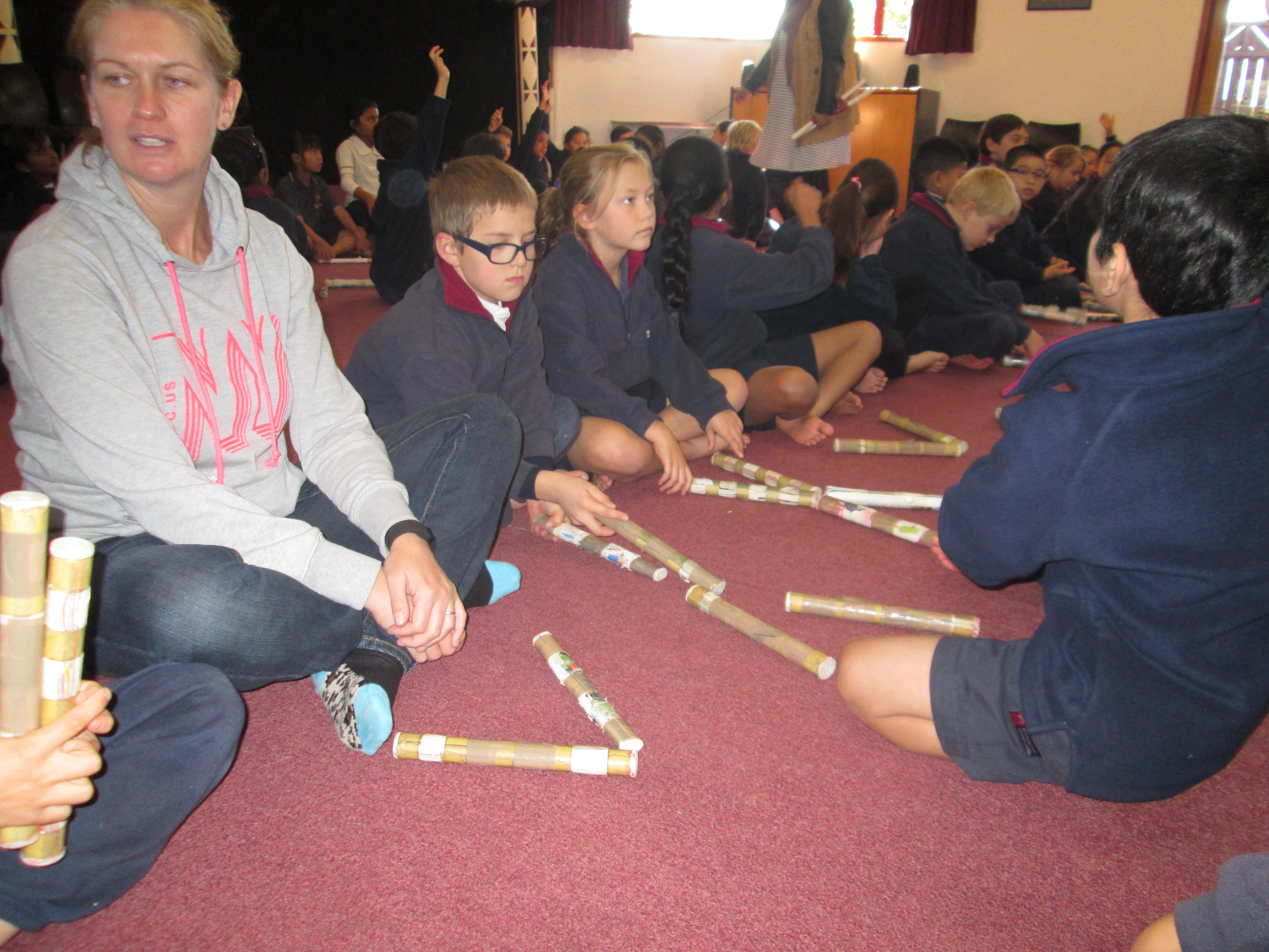 Blockhouse Bay Primary School - Marae Trips