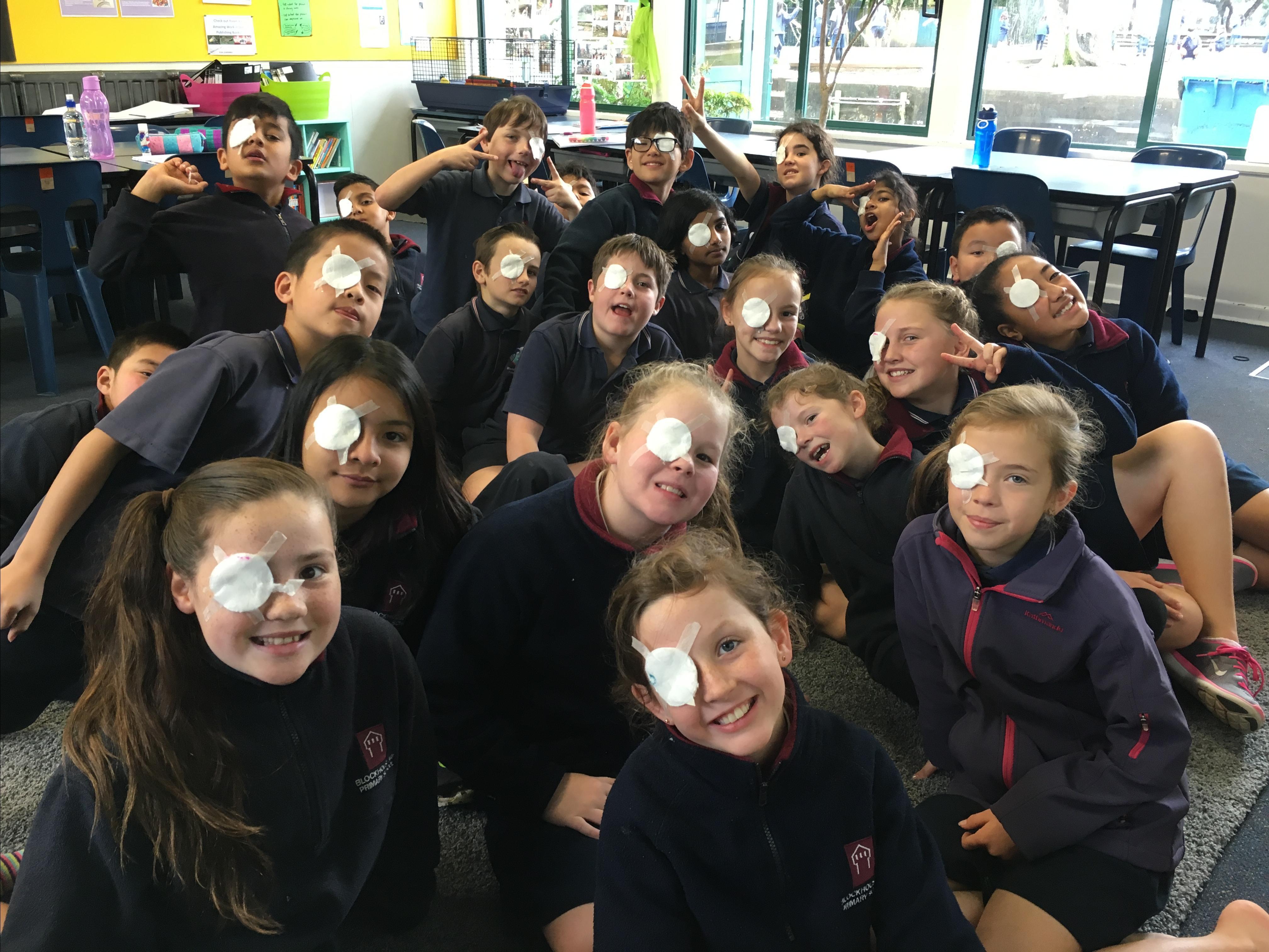 Blockhouse Bay Primary School - Challenge!