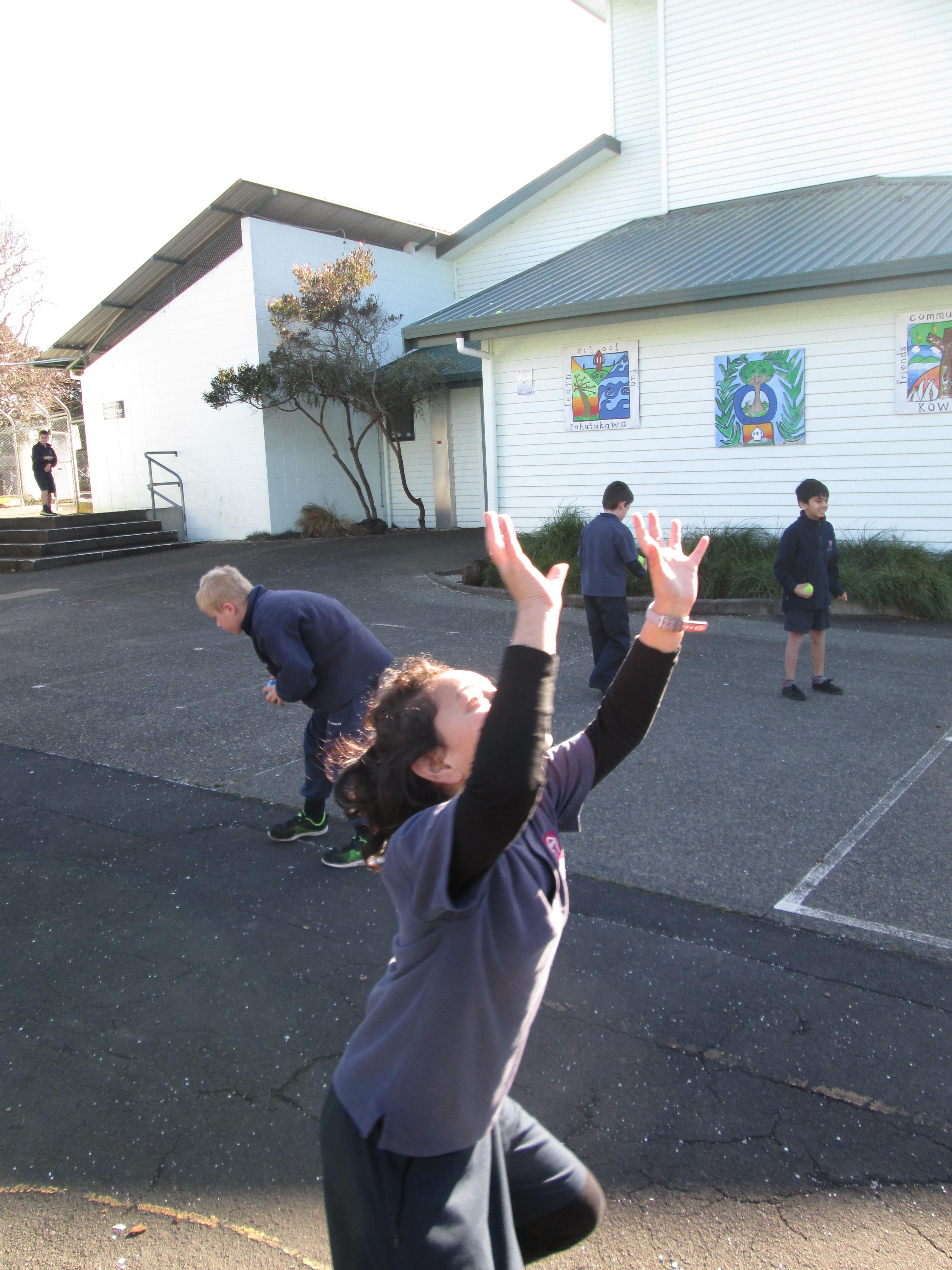 Blockhouse Bay Primary School - Challenge Day