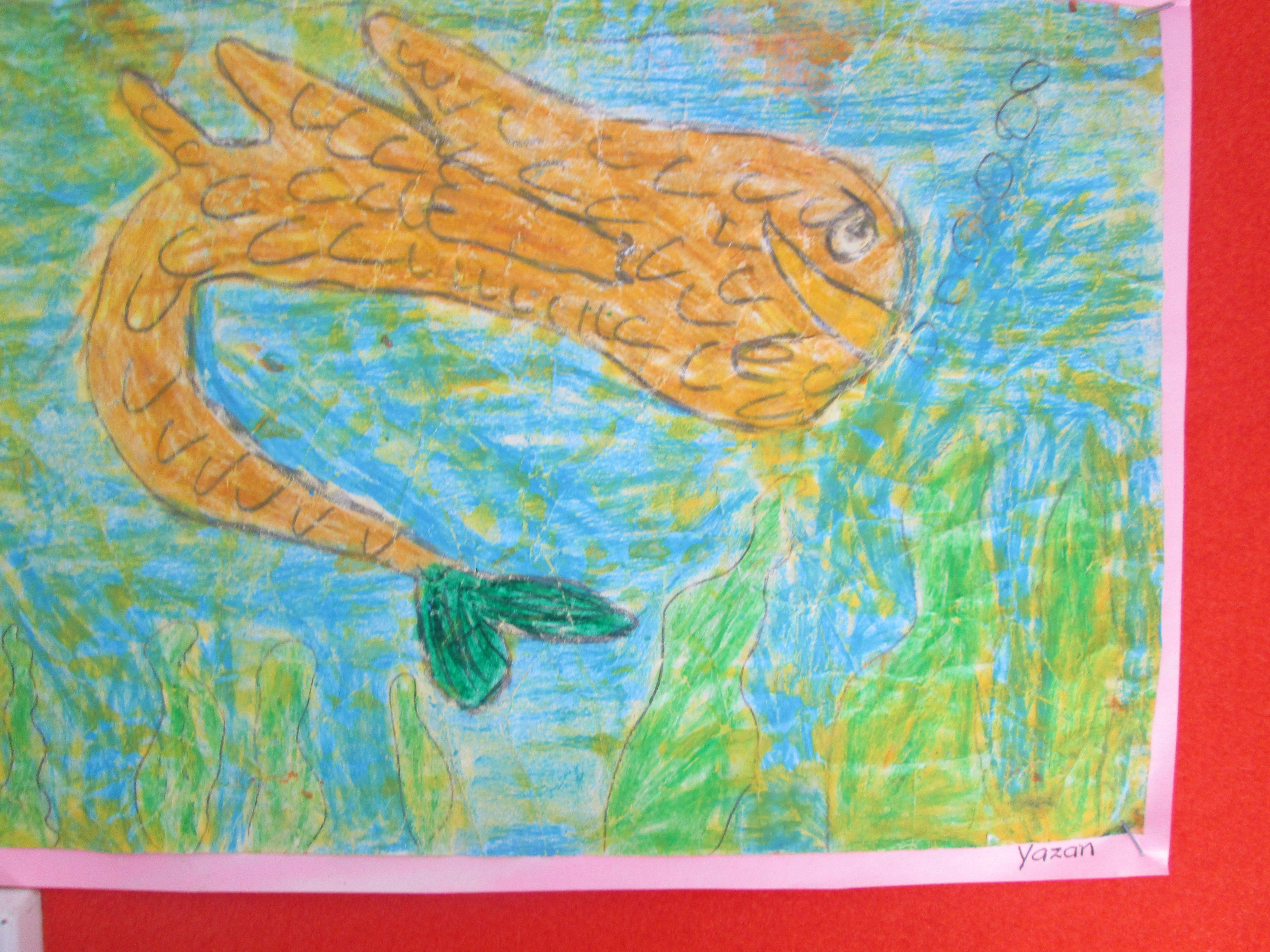 Blockhouse Bay Primary School - Hot and cold fish