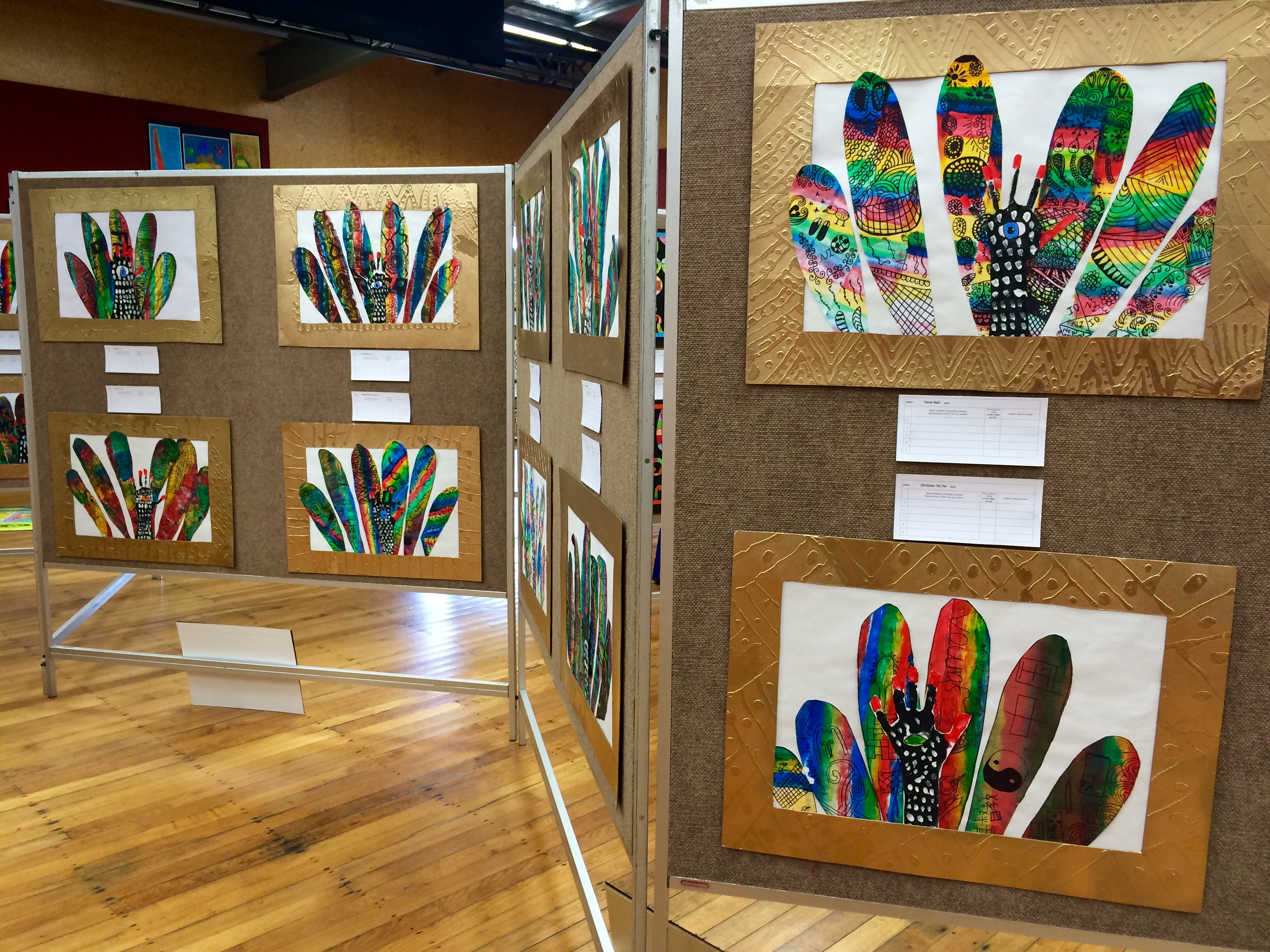 Blockhouse Bay Primary School - The Art Show