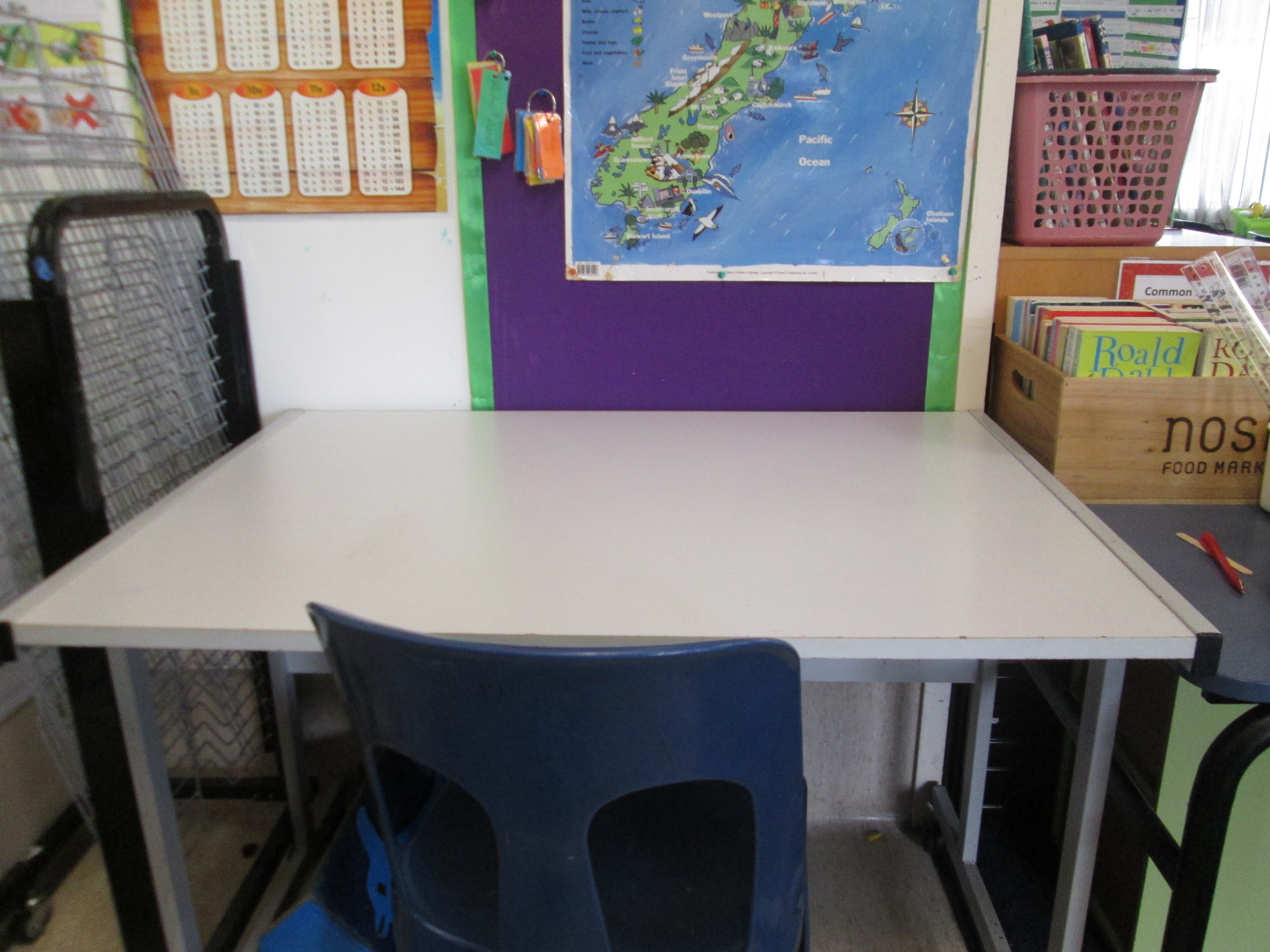Blockhouse Bay Primary School - Publishing Table Update