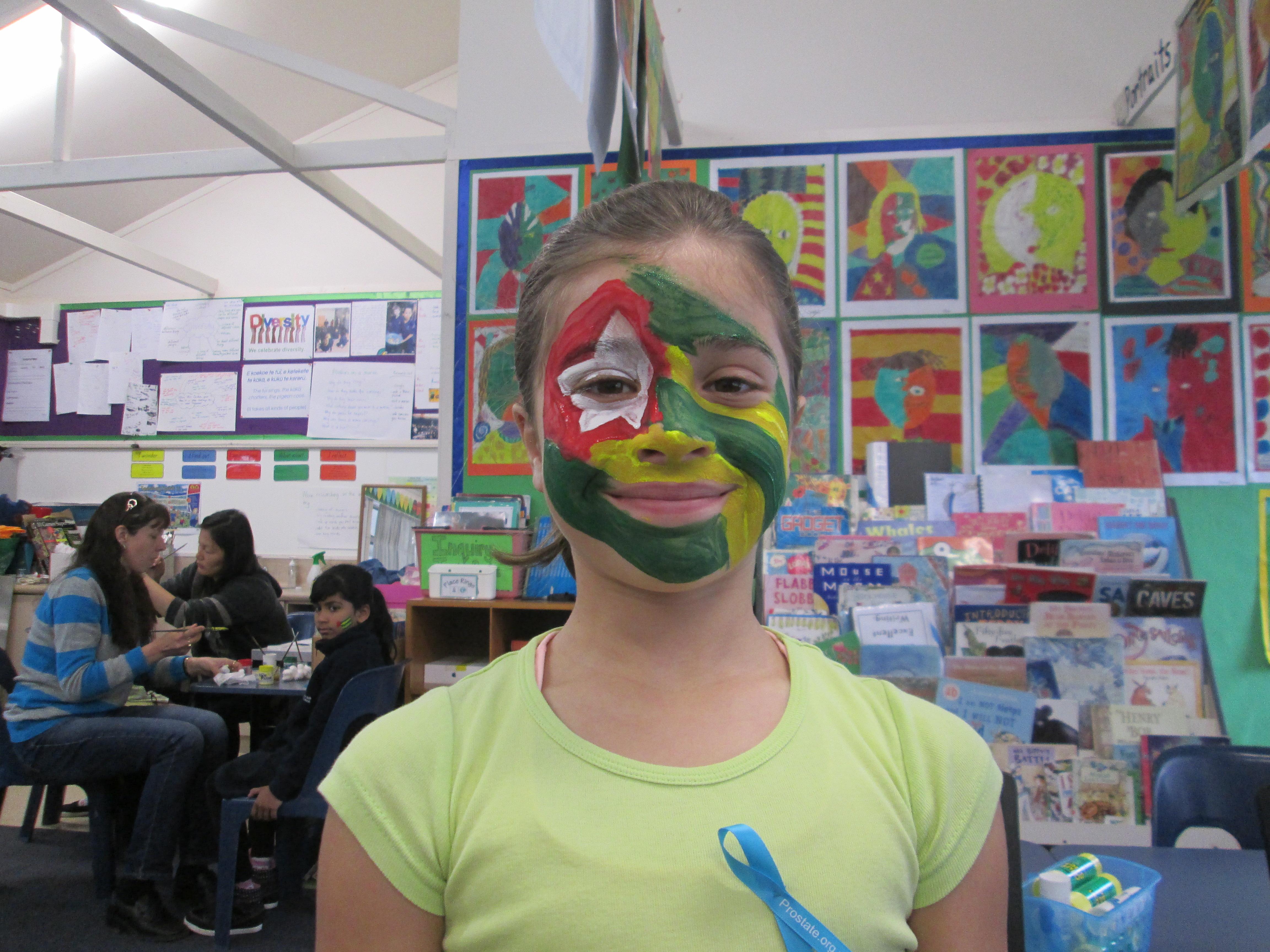 Blockhouse Bay Primary School - Mini Olympics