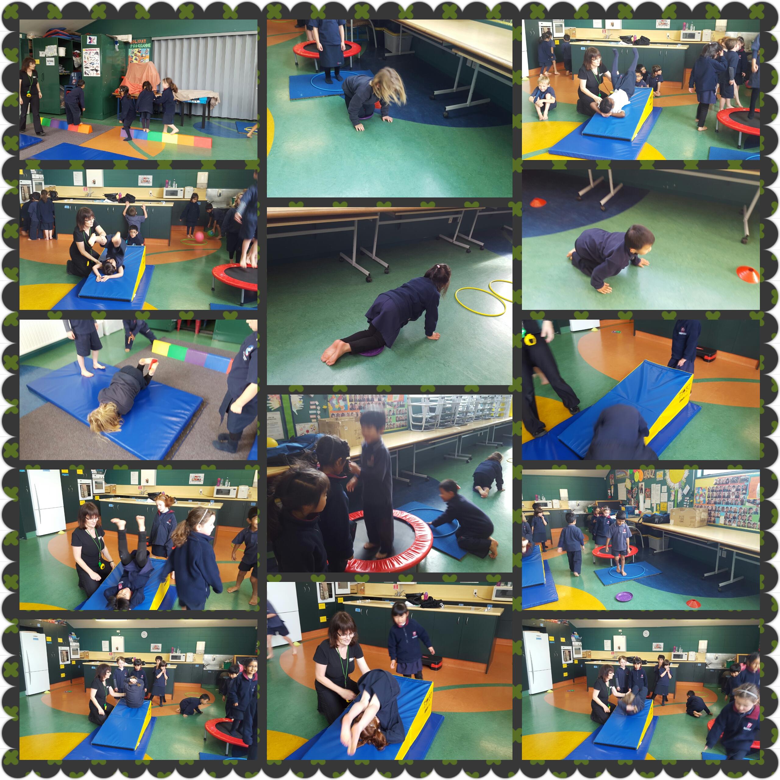 Blockhouse Bay Primary School - Move Improve