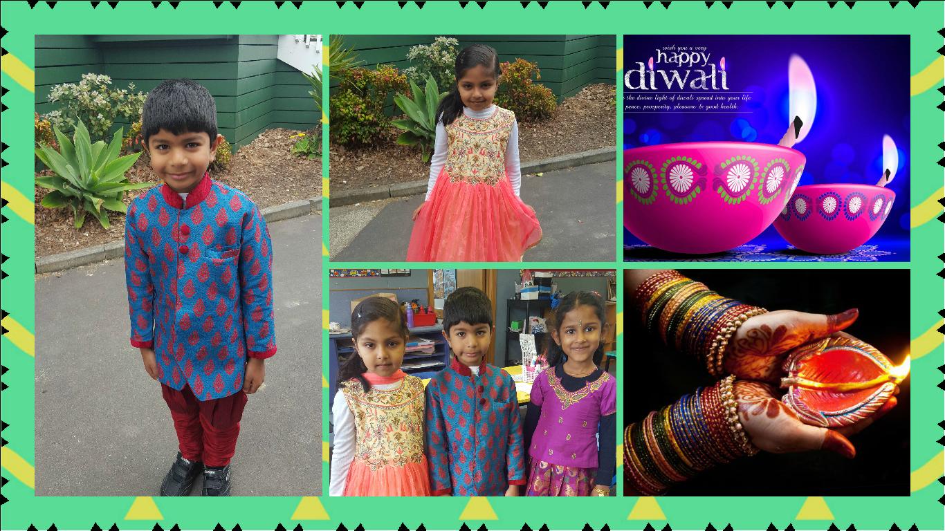 Blockhouse Bay Primary School - Diwali 2016