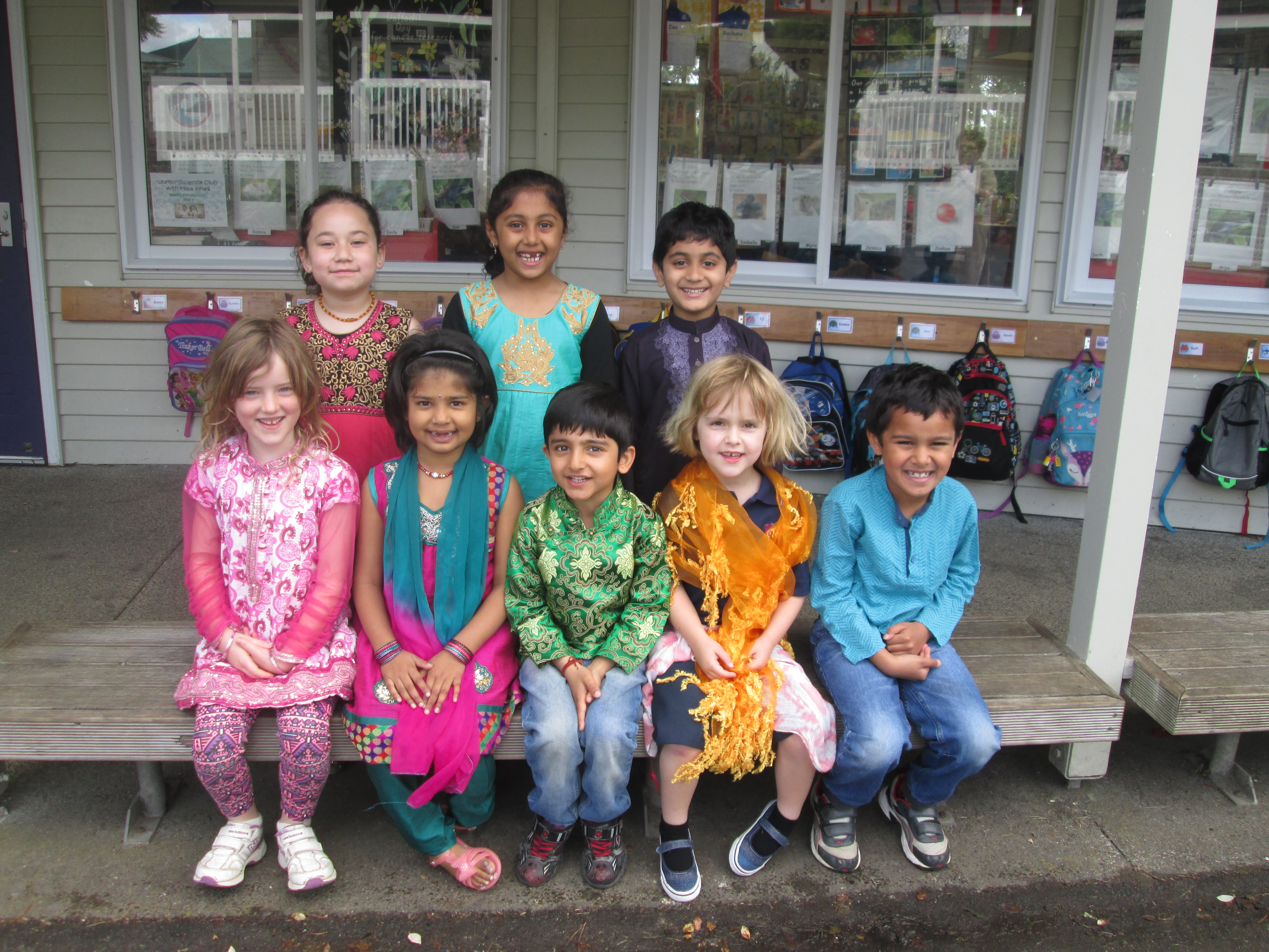 Blockhouse Bay Primary School - Diwali celebrations