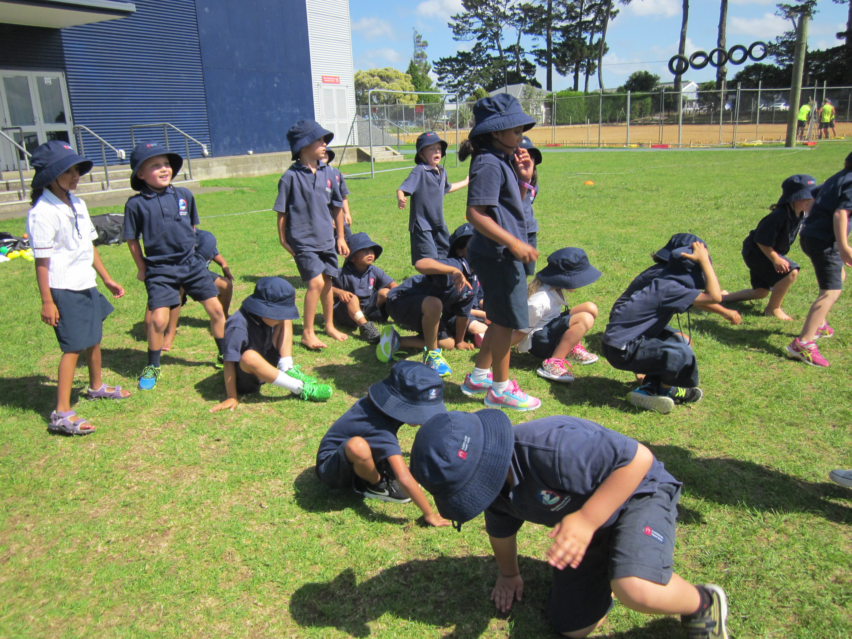 Blockhouse Bay Primary School - Term 1 Kiwisport