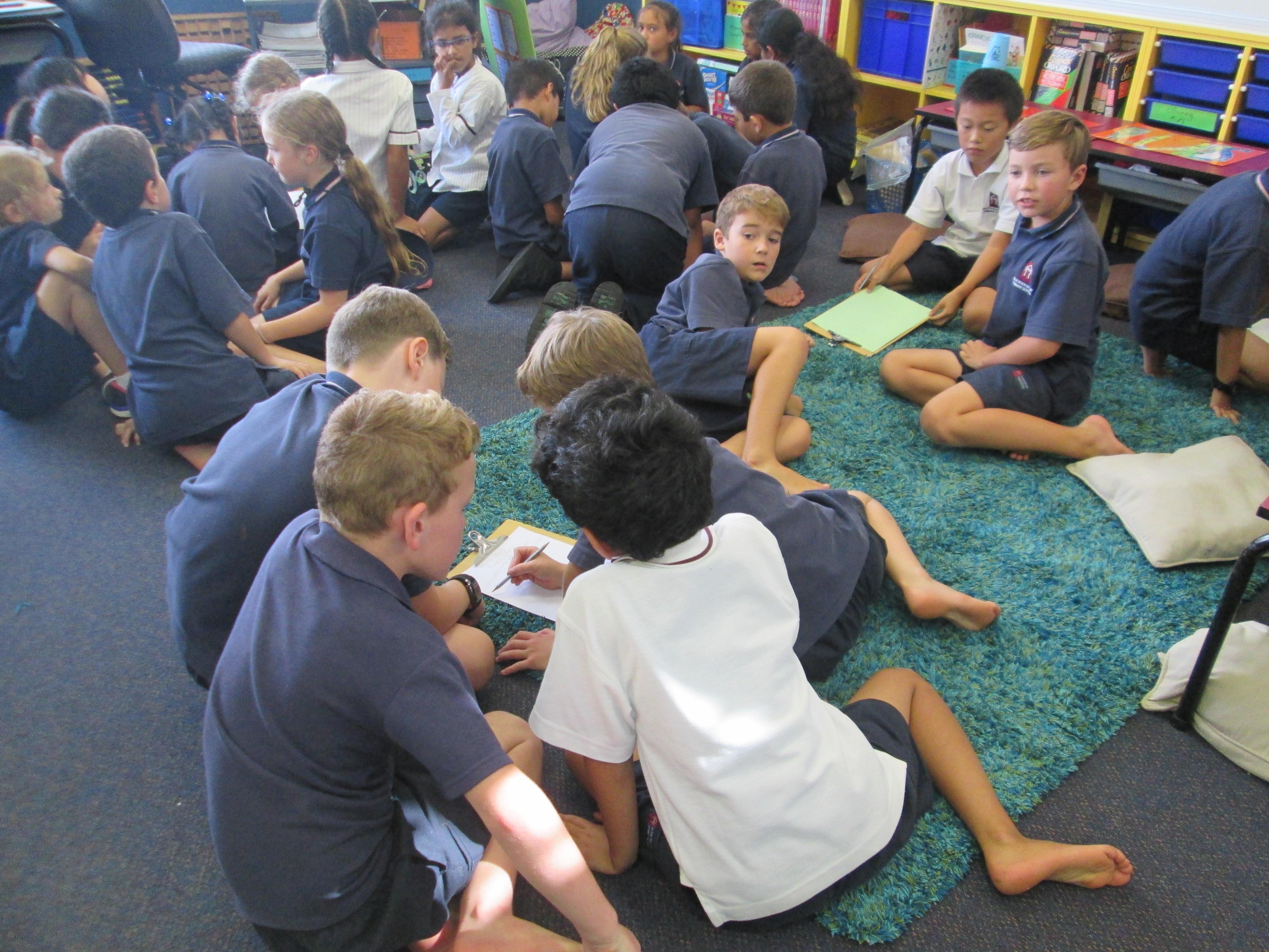 Blockhouse Bay Primary School - Co-op Groups