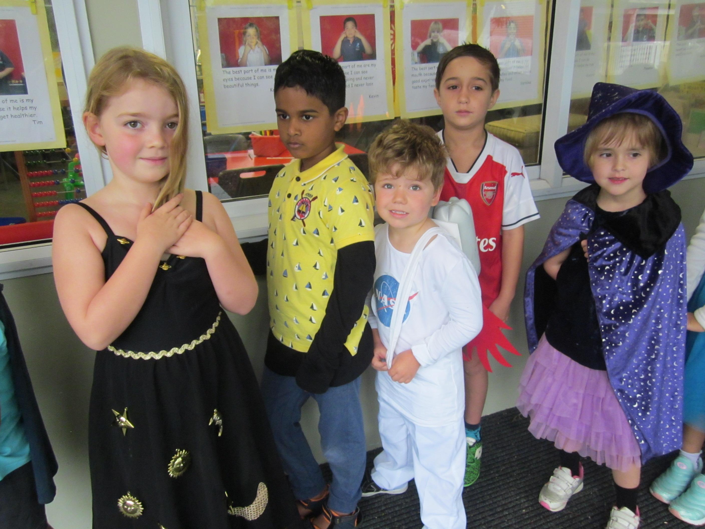 Blockhouse Bay Primary School - Book Week  May 2017